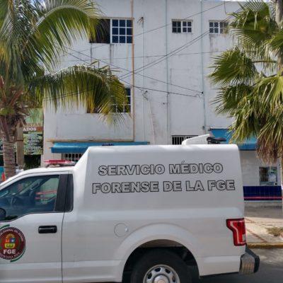 ASESINATO POR EL PARQUE LAS PALAPAS: Hallan cuerpo sin vida en un edificio de la SM de Cancún