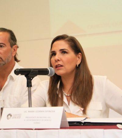 """""""NO SE PUEDE SEGUIR USANDO A LA CORPORACIÓN COMO UN ÁREA DE EXPERIMENTO"""": Emplaza regidora a la Alcaldesa Mara Lezama a asumir con seriedad el tema de la seguridad de Cancún"""