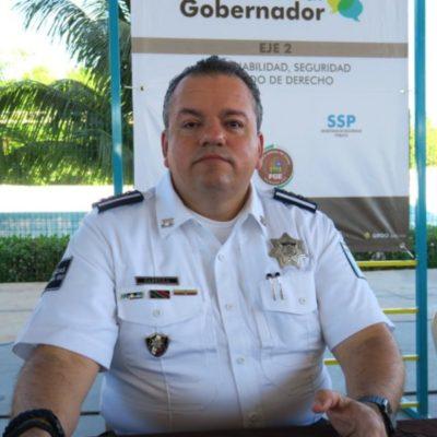 CAPELLA OTORGA MÁS PUESTOS A FORÁNEOS: Jorge Ocampo Galindo es el nuevo comisionado de la Policía Preventiva en QR