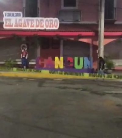 ATACAN A UN HOMBRE EN EL MERCADO 28: Tras ser baleado por Plaza Bonita, muere en hospital de Cancún