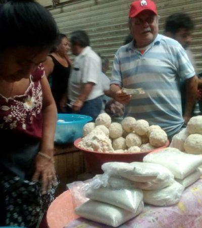 MUKBIL POLLO: El alimento de las ánimas mayas