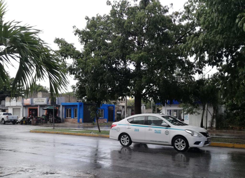 El Frente Frío no. 8 es el primero de la temporada en sentirse en Solidaridad; se mantiene la disminución de sensación térmica y lluvias hasta el domingo