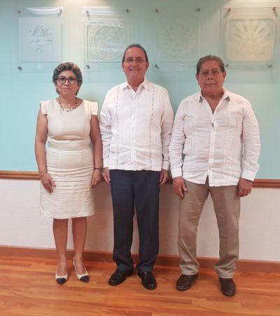Designan a Candita del Rosario Kú Loría e Ismael Enrique Loría Mena como Directores de Enlace Municipal en Bacalar y Lázaro Cárdenas