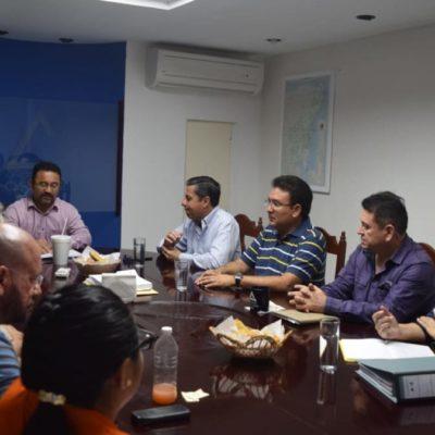Comerciantes, Sefiplan y Oficialía Mayor de QR establecen nuevos acuerdos para acelerar los procesos de pagos a proveedores locales
