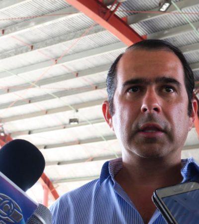 ABARCA NO SE HA IDO, PERO HAY OTRO MANDO A NIVEL OPERATIVO: Reconoce Aguilar Osorio que el capitán Carballo está haciendo el trabajo policiaco mientras se supera la crisis en la corporación en Cancún