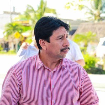 Exige Víctor Mas esclarecer atentado contra periodista