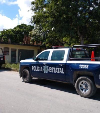 APARECE 'ENTAMBADO' EN LA REGIÓN 236: Hallan otro ejecutado cerca de la avenida conocida como Rancho Viejo en Cancún
