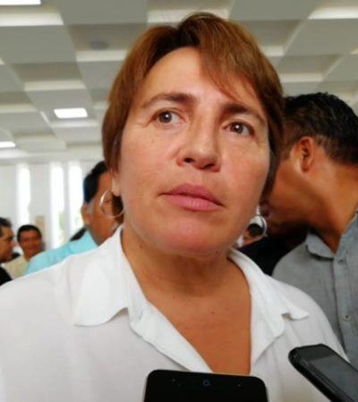 Cancelará Laura Beristain obras que inició Cristina Torres, por no cumplir con requisitos de normatividad