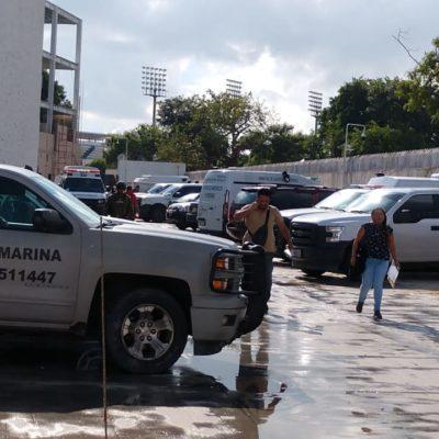 SEGUIMIENTO | Mantienen bajo investigación a cinco presuntos sicarios detenidos el pasado sábado en Cancún