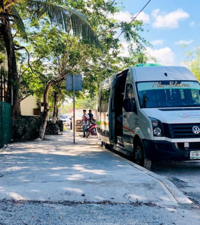 Anuncia ayuntamiento de Tulum descuentos del 30% en el pasaje para estudiantes, adultos mayores y personas con movilidad reducida