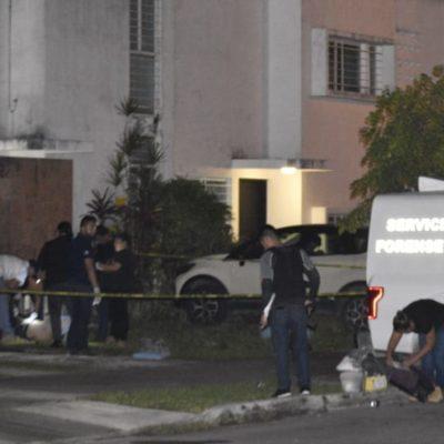 BALAZOS EN GRAN SANTA FE: Ejecutan a un hombre y dejan herido a otro en ataque en la SM 321 de Cancún