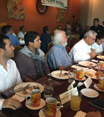 Convocan a empresarios del sur de QR a un proyecto de unidad para el desarrollo de Chetumal y sus alrededores