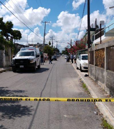 Hallan el cuerpo de una persona asesinada en una cuartería de la SM 69 de Cancún