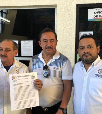 Leopoldo Herrera Mazanilla se registra como candidato al cargo de Fiscal General de QR