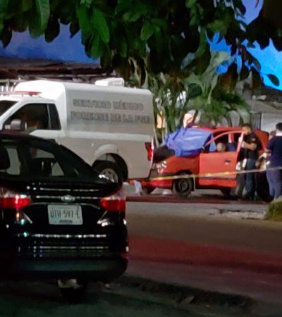 PRELIMINAR   SEGUNDO EJECUTADO DEL DÍA EN CANCÚN: Matan a balazos a un automovilista en la Región 228 y suman 491 casos en el año en Cancún