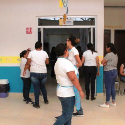 La estancia infantil del Petén, no tiene recursos para iniciar su operación, a pesar que costó más de 12 mdp