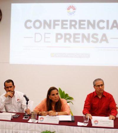 LASTRAN A CANCÚN JUICIOS PERDIDOS POR 600 MDP: Reconoce Alcaldesa que el presupuesto se verá mermado por litigios de anteriores administraciones
