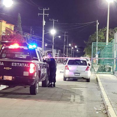INTERRUMPEN PARTIDO A BALAZOS: Disparan contra dos jugadores en campo de la Región 95 de Cancún
