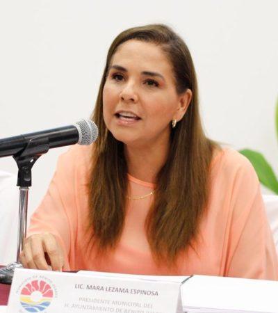SE REVICTIMIZA MARA LEZAMA: Acusa Alcaldesa ataques de género, discriminatorios y 'sin fundamentos informativos'