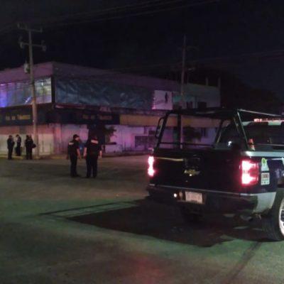 VIOLENTA NOCHE EN TRES MUNICIPIOS: Asesinan a balazos a dos hombres y dejan heridas a dos mujeres en ataques en Tulum, Playa y Cancún