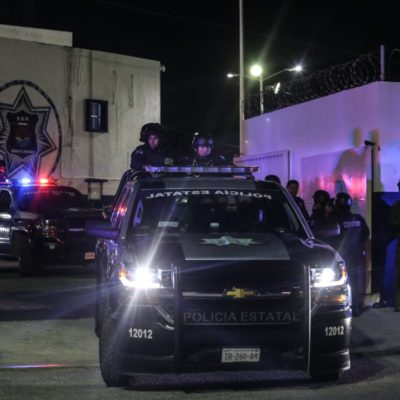 PRIMER 'DESCABEZADO' EN SEGURIDAD PÚBLICA DE CANCÚN: Nombra Capella a Luis Fernando Pérez Solís como titular a de la Policía Preventiva en lugar de Julio Ricardo Carballo Herrera