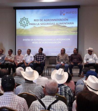 Productores depositan esperanza en la Red Nacional de Agroinnovación para la Seguridad Alimentaria, promovida por Alejandro Solinde y simpatizantes de AMLO