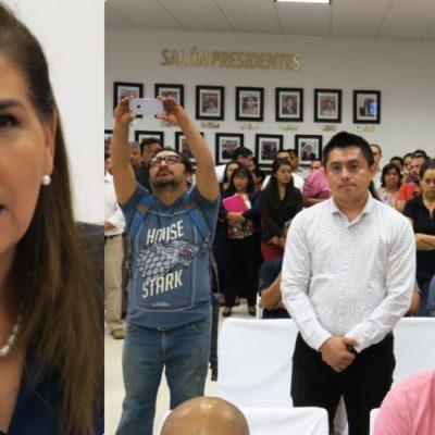 """SE 'AGARRA' MARA CON ARTISTAS: Reprochan nombramiento en el Instituto de Cultura; """"esto es un tema de trabajar en conjunto, ¡caramba!"""", les responde la Alcaldesa"""