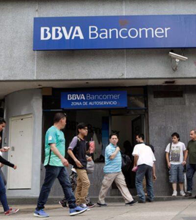 Presenta Morena iniciativa para eliminar las comisiones que cobran los bancos a sus usuarios