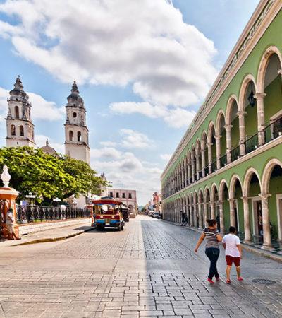 Campeche busca fortalecer lazos de conectividad con Cancún para incrementar el turismo