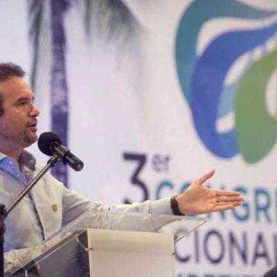 Mantiene Cozumel los mejores números turísticos de su historia: Pedro Joaquín