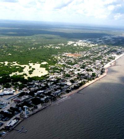 Señalan a exfuncionarios 'rolandistas' de repartirse tierras en la Reserva de Dzilam Bravo, Yucatán