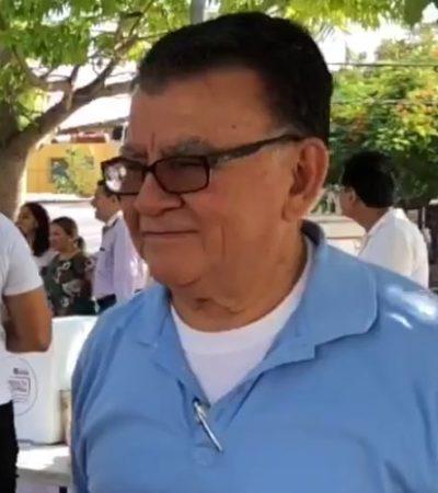 """""""El Gobernador del estado es quien sigue presidiendo y dirija los temas de seguridad"""", dice Arturo Abreu"""