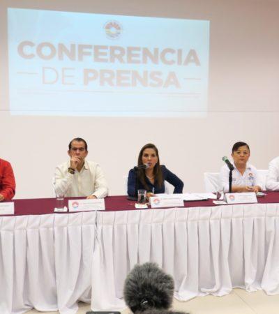 DESCARTA MARA REVOCAR CONCESIÓN DE BASURA: Ante quejas por mal servicio en Cancún, dice Alcaldesa que quitar contrato a Carlos Canabal tendría repercusiones económicas para los ciudadanos