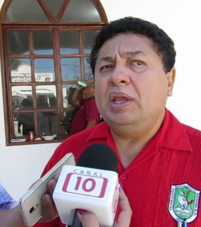 """""""Queremos creer que no todo está negociado para nominar a un foráneo como Fiscal"""", dice el presidente de la Federación Agronómica en QR"""