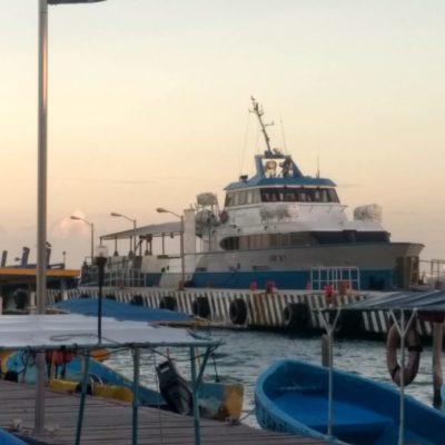 Intervendrá la Semar en el caso de una embarcación ruidosa en Puerto Juárez