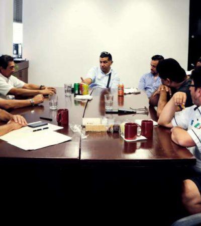 Tras mediación del Ayuntamiento de Solidaridad, se garantiza el libre acceso de transportadores a Playacar