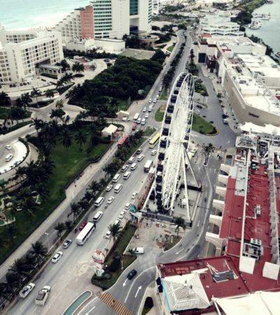 LOS TRES AMBICIOSOS PROYECTOS DE MOVILIDAD PARA CANCÚN EN 2019: Planean millonarias inversiones para detonar un Metrobús, el Tren Ligero y un puente sobre la Nichupté para conectar con la Zona Hotelera