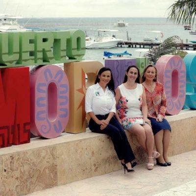 Celebra Laura Fernández calificación a Quintana Roo como destino sin restricciones de viaje