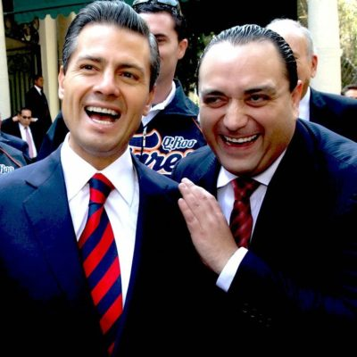 Rompeolas: Borge, el principal legado de Peña Nieto para QR
