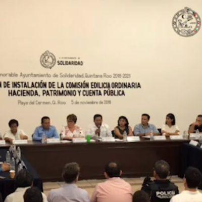 Detecta Ayuntamiento de Solidaridad que empresas como Telmex e Izzi usan de manera irregular 212 predios del patrimonio municipal