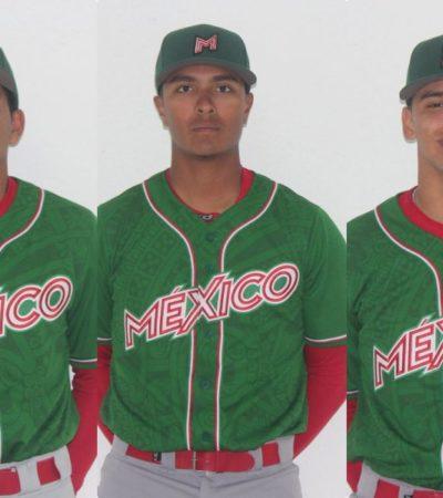 Se suman tres 'tigres' a la Selección Mexicana Sub-18 que viaja a Panamá