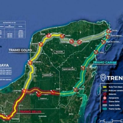Piden conocer proyecto del Tren Maya porque al parecer, dicen, no existe el proyecto ejecutivo