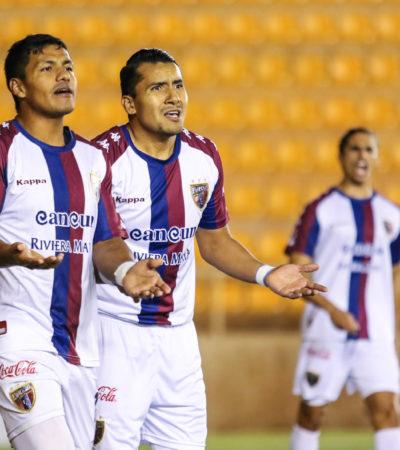 Atlante saca empate ante Oaxaca en el partido de ida de los Cuartos de Final de la Liga Ascenso MX