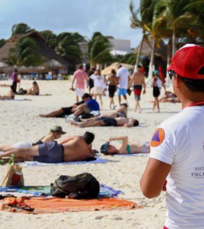 Gobierno de Puerto Morelos impulsa la profesionalización de personal de Protección Civil