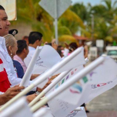 Inicia operativo Guadalupe-Reyes en Isla Mujeres