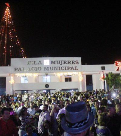Isla Mujeres se prepara para recibir el 2019 con magno evento