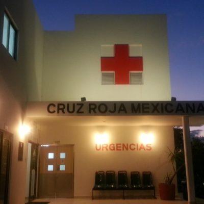 La Cruz Roja incrementa atenciones de emergencia por inseguridad en Playa del Carmen