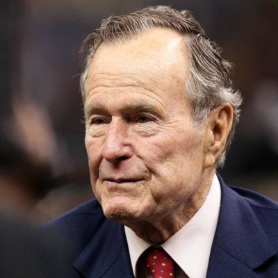 A los 94 años, muere George H. W. Bush, ex Presidente de EU