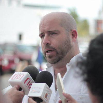 El diputado José de la Peña se pronuncia a favor de que Gustavo Salas continúe al frente de la FGE
