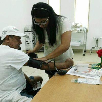 Dispensarios médicos de Isla Mujeres están listos para atender a la población durante el invierno